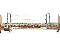 Deluxe Full Length Bed Rail