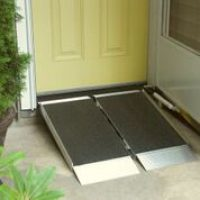 Suitcase Ramp Trifold AS
