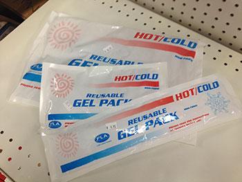Hot/Cold Gel Packs