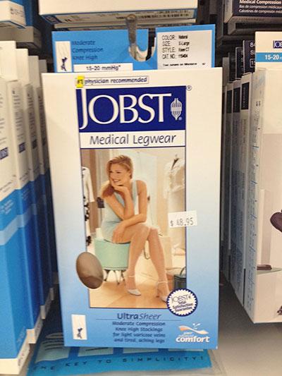 Jobst Medical Legwear for women
