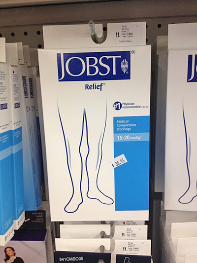 Jobst Relief Medical compression stocking